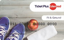 Ticket Plus® Fit & Gesund