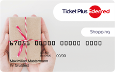 Ticket Plus® Shopping