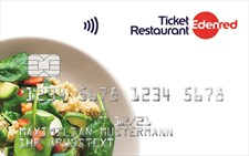 Ticket Restaurant® Karte